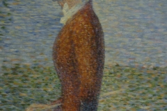 A_Sunday_on_La_Grande_Jatte_-_Woman_on_left_hand_side