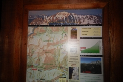 Mt. Yale trailhead, 2:30ish AM