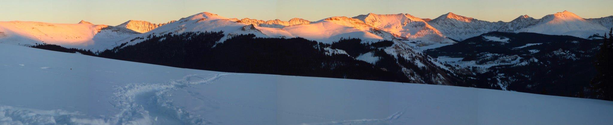 Jackal_Hut_-_Sunset_panorama