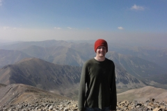 Mount_Grays_-_Me_on_the_summit_-_West_view