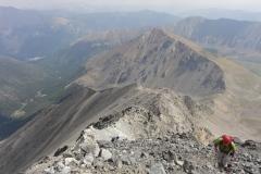Mount_Torreys_-_Sawtooth_ridge_from_Torreys_summit